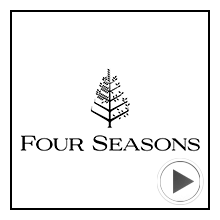 Four Seasons Logo for the time-lapse video project by Airline Time-lapses